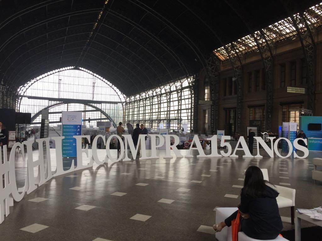 Applicatta es seleccionada para participar en Feria EXPO MIPE ChileCompra en Centro Cultural Estación Mapocho