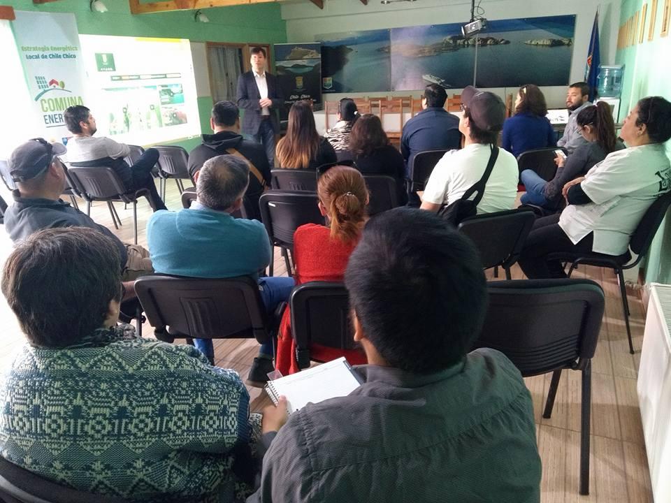 Aplicación Smart City para municipalidades: Chile Chico se sumo al grupo de ciudades inteligentes del mundo
