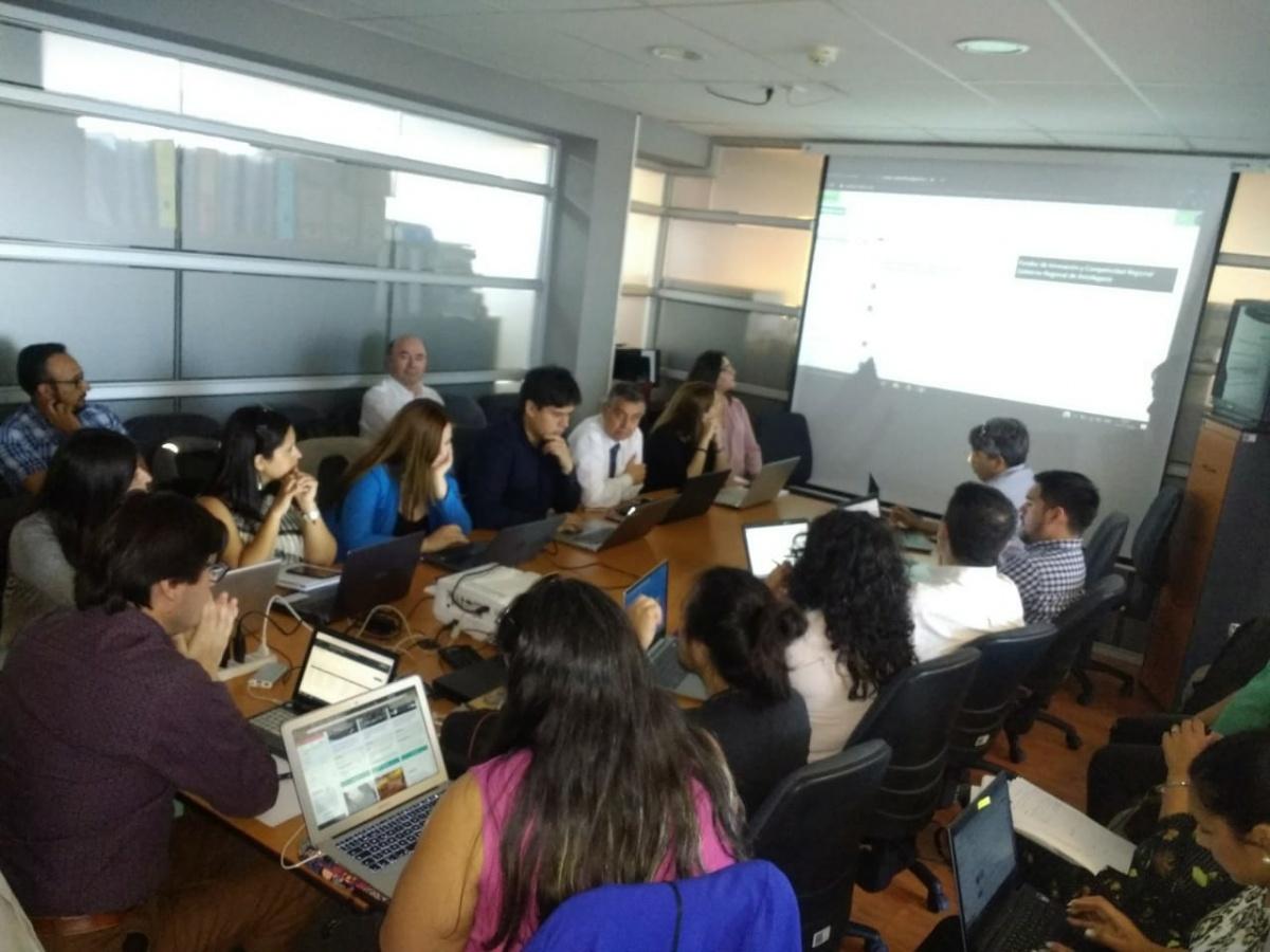 GORE de Antofagasta pone en marcha sistema web desarrollado por Applicatta que permite gestionar online Postulaciones a Fondos Concursables FIC-R