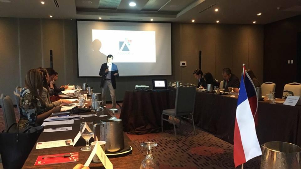 [Software de Transparencia y Canal de Denuncias]: Productos de Applicatta destacan en misión comercial organizada por ProChile que visitó Perú y Panamá