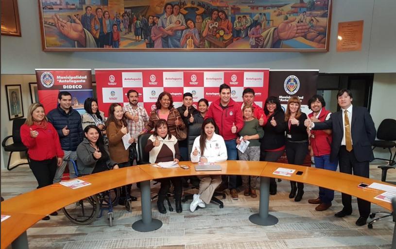 [Plataforma OMIL]: Antofagasta pone en funcionamiento programa online de búsqueda de empleo desarrollado por Applicatta